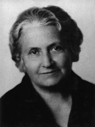 Happy Birthday Maria Montessori