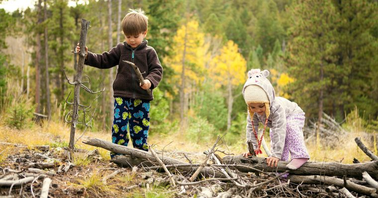Children in Nature: Why it Matters