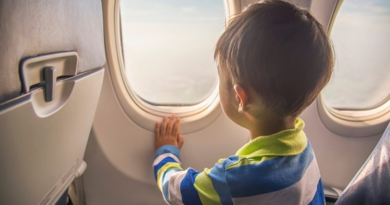 Six Tips for Smooth Air Travel with Children