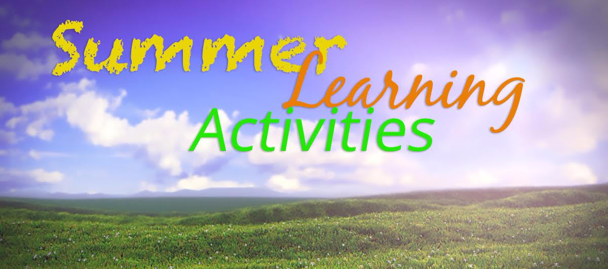 Fun Summer Learning Activities for your Kids