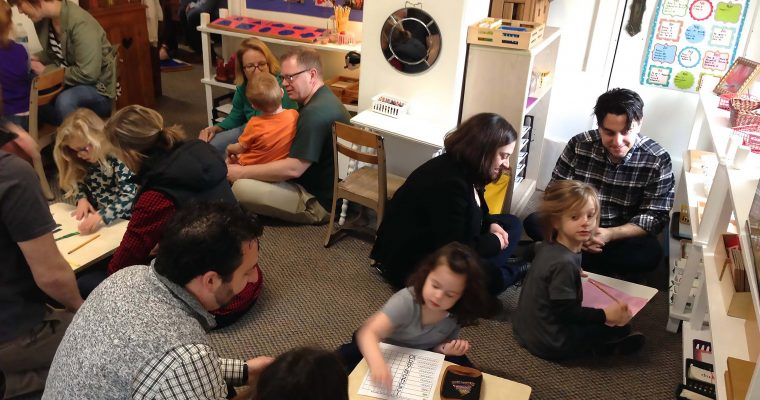 7 Key Phrases We Use in the Montessori Classroom