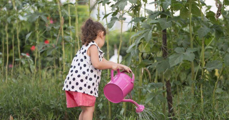 Giving Children 'Purposeful' Work This Summer