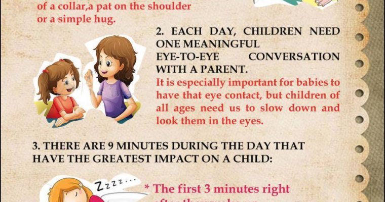 3 Simple Tips to Being a Great Parent